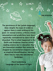 The persistence of the [whole language] ideas  - Poster.png