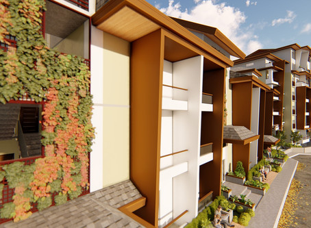 Apnorth Residences in Baguio City