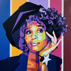 SOLD - Whitney Houston