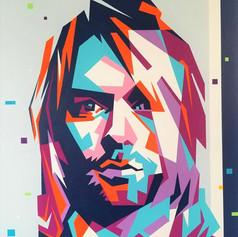 SOLD - Kurt Cobain