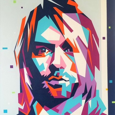 SOLD - Kurt Cobain