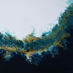 SOLD - Two Tides