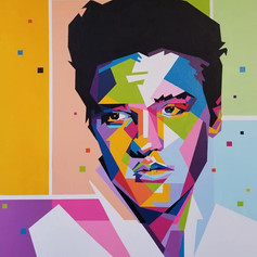 SOLD - Elvis
