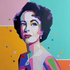 SALE - Liz Taylor - $280