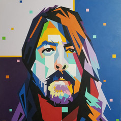 SOLD - Dave Grohl