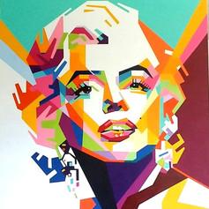SOLD - Marilyn
