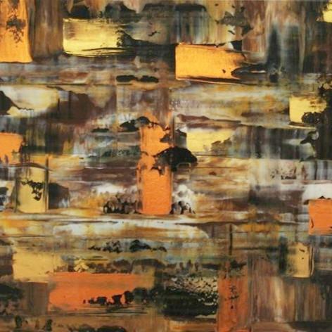 Cabin Sunset - $175