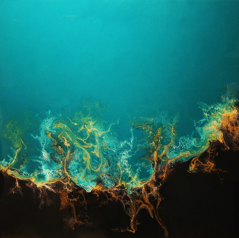 SOLD - Turbulent Tides