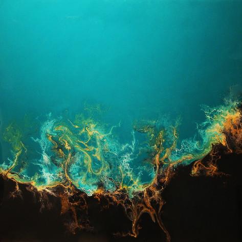 SOLD - Turbulent Tides