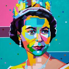 SOLD - The Queen