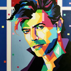 SOLD - Bowie