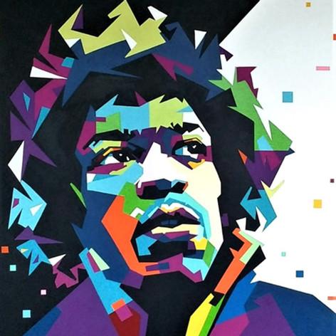 Jimi Hendrix - $375