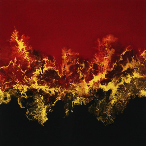 SOLD - Under Fire - $1200