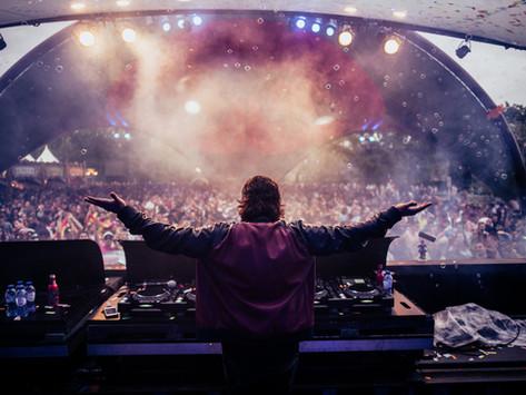 Tomorrowland mit DJ EDX