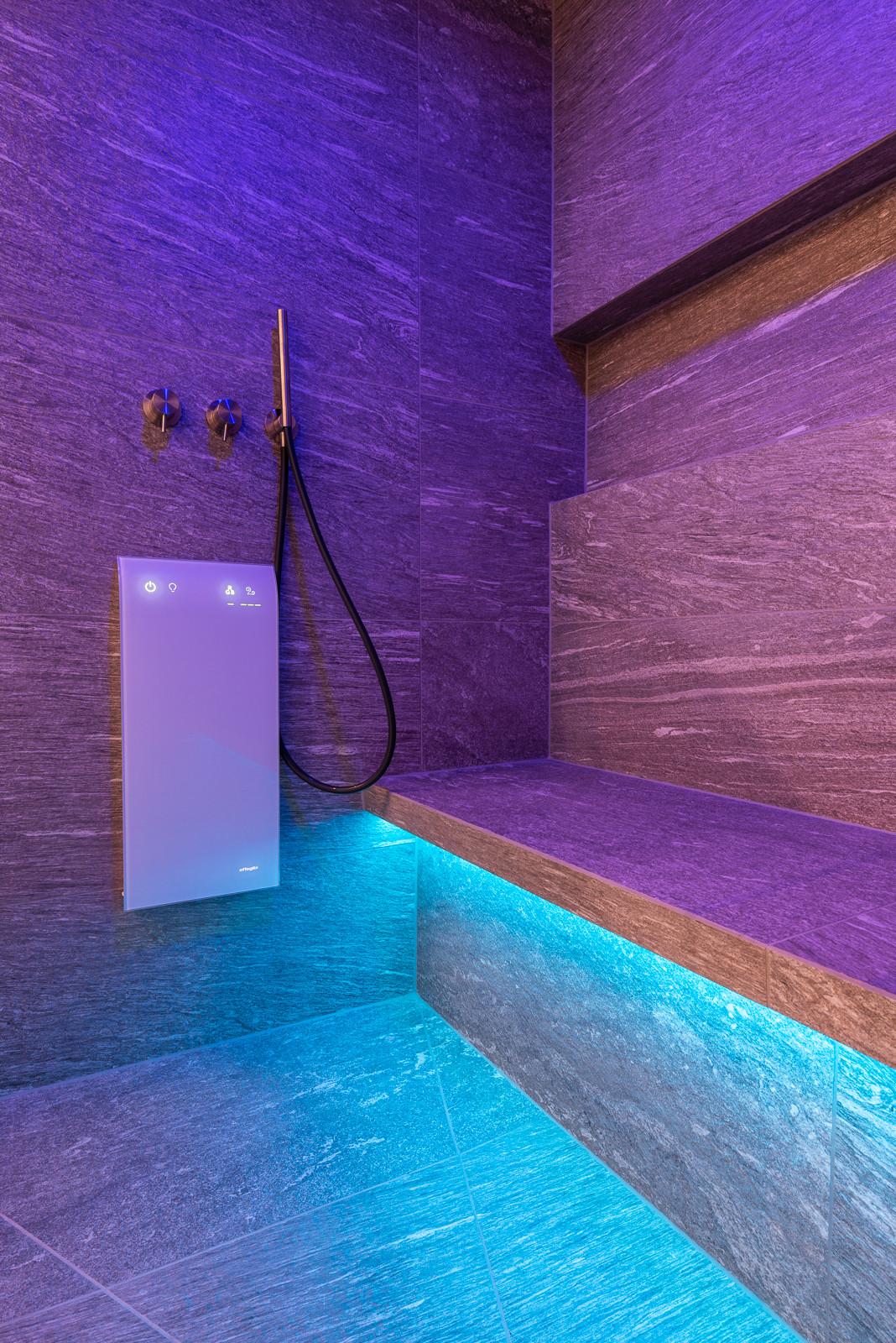 Studio DZ Dario Zimmerli Fotograf Sursee Luzern Architektur Wellness Licht