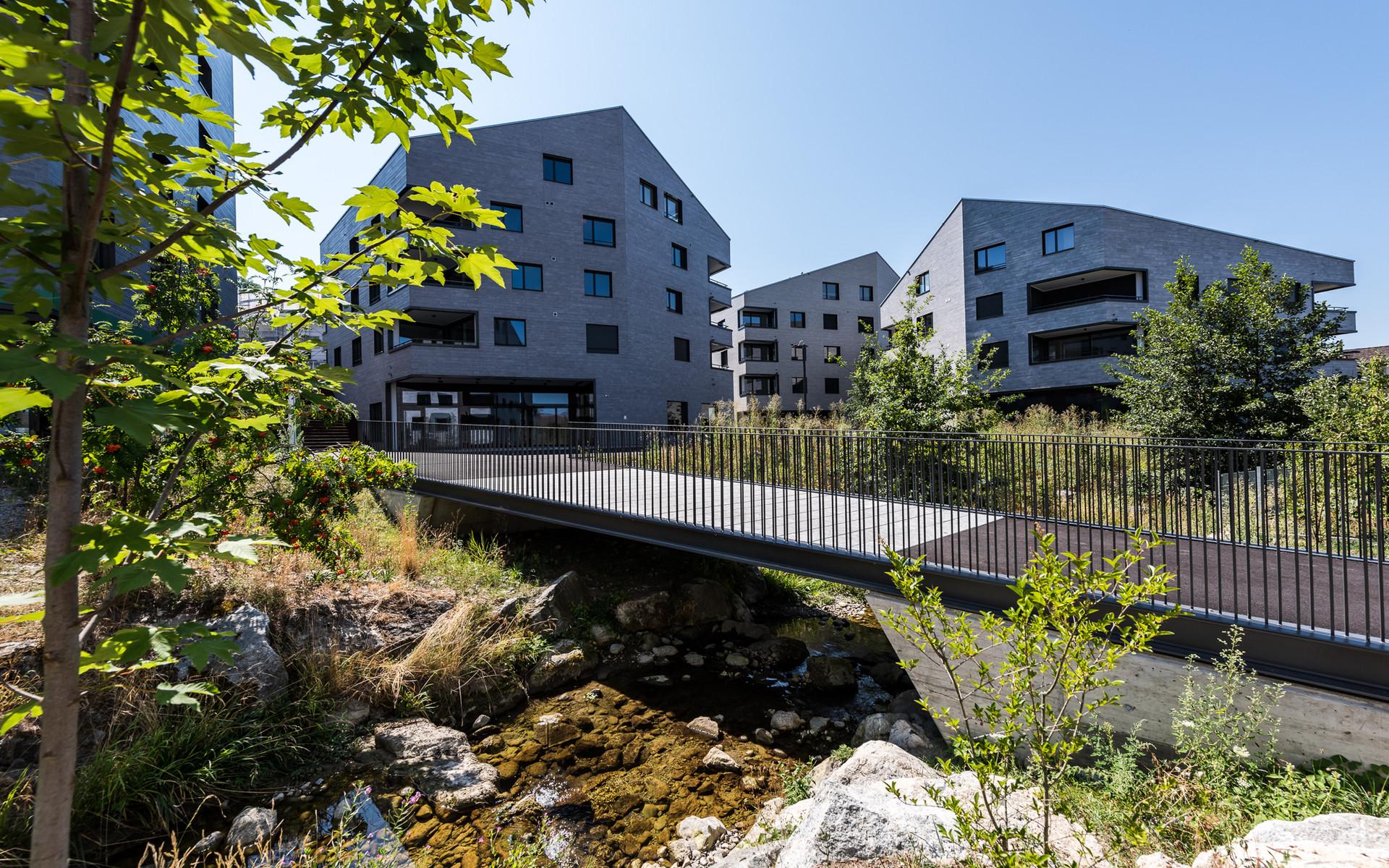Studio DZ Dario Zimmerli Fotograf Sursee Luzern Immobilien Überbauung