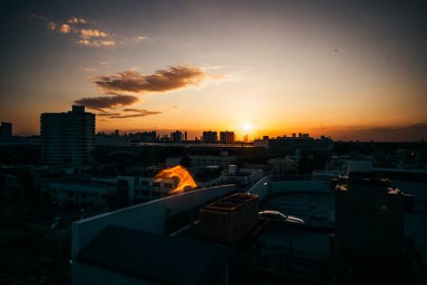 Dario Zimmerli Miami Sunrise