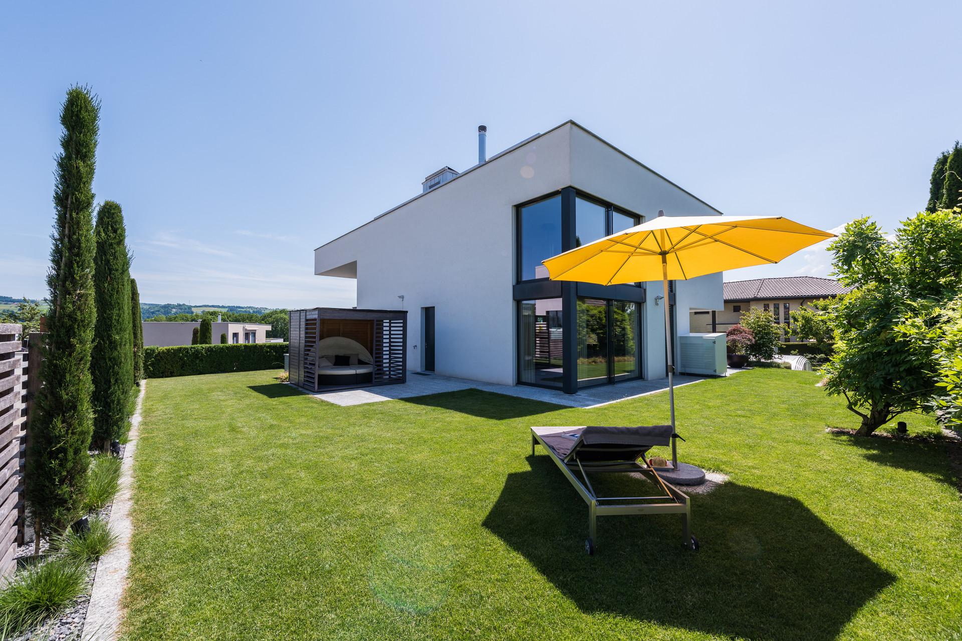Studio DZ Dario Zimmerli Fotograf Sursee Luzern Architektur Haus