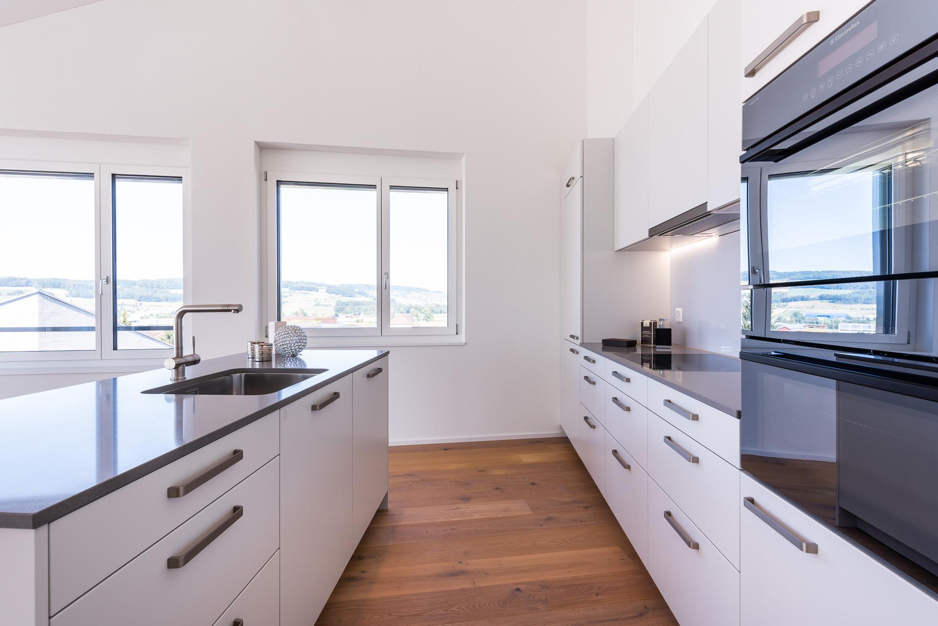 Studio DZ Dario Zimmerli Fotograf Sursee Luzern Immobilien Küche