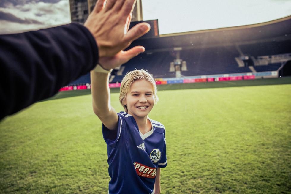Studio DZ Dario Zimmerli Fotograf Sursee Luzern Sport Reportage