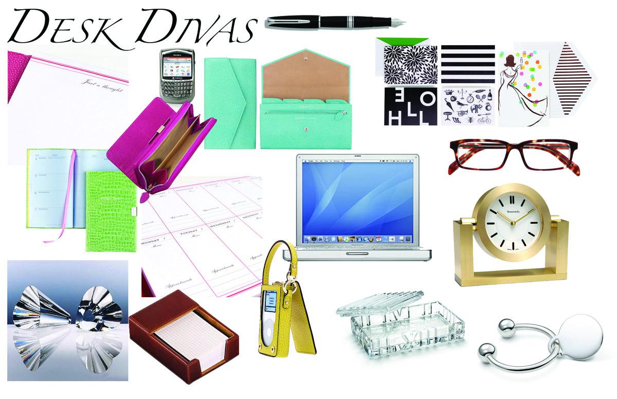 'Desk Divas'