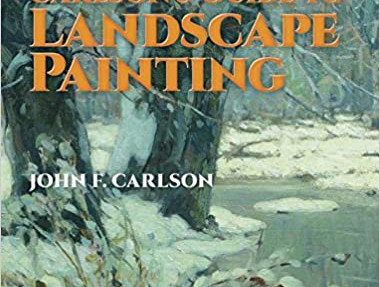 WHAT IS THE BEST LANDSCAPE PAINTING BOOK?