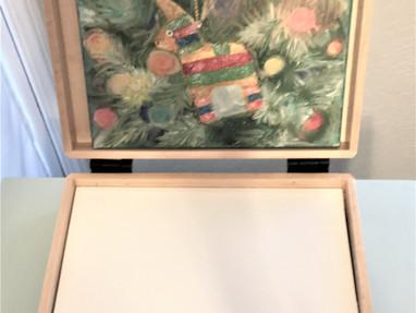 HOW CAN I MAKE A POCHADE BOX (ARTIST BOX)?