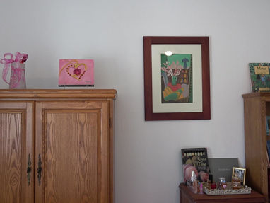 HOW TO DOCUMENT SMALL ART COLLECTION?