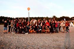 Jeunes en échange en Estonie