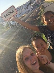 Témoignage de Naicy, SVE 6 mois à Baena