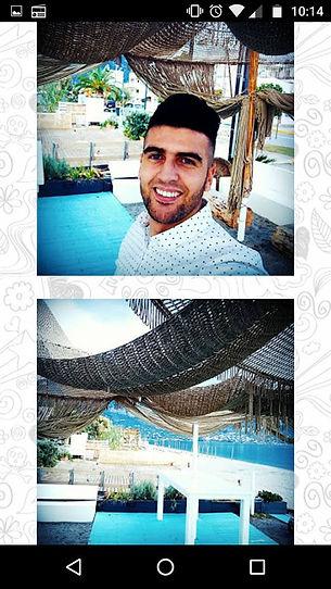 Bilal, en volontariat en Grèce pendant 6
