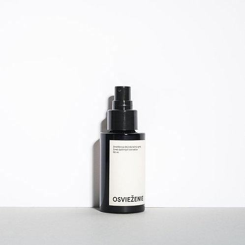 Osvieženie deodorant ve spreji