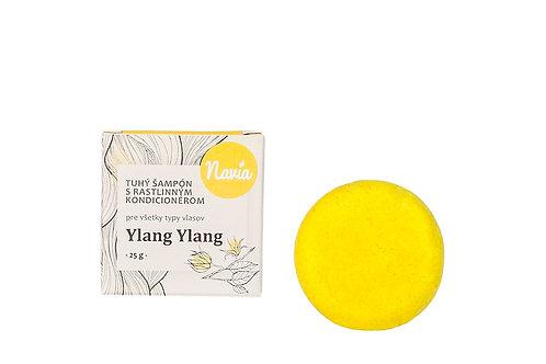 Tuhý šampón s kondicionérem Ylang Ylang