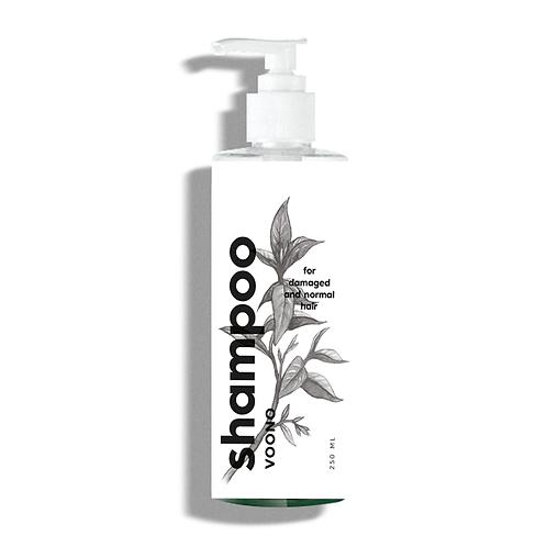 Hydratační šampón na poškozené vlasy