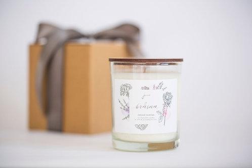 JEMNÔ - sojová svíčka Jsi krásná