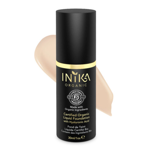 Inika - Make- up s kyselinou hyaluronovou