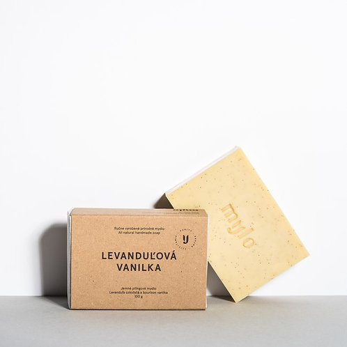 Mýdlo Levandulová vanilka