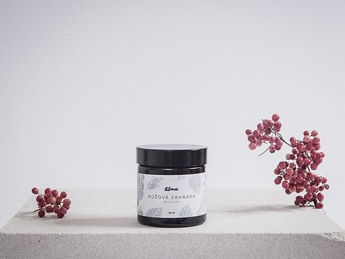 Pleťový a tělový krém Růžová zahrada