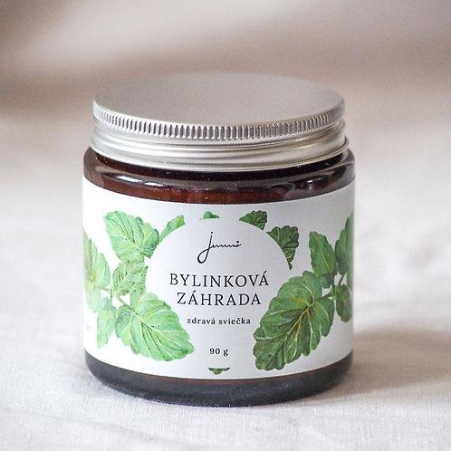 JEMNÔ - Bylinková zahrada - meduňka