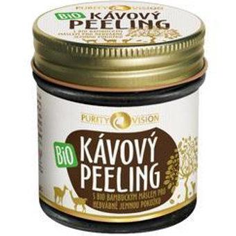 Kávový peeling BIO 110 g