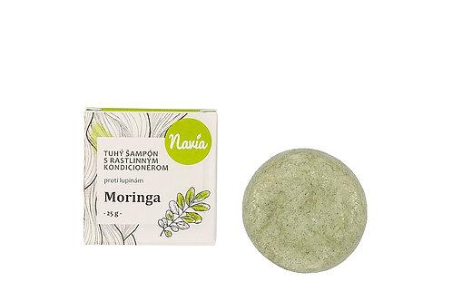 Tuhý šampón s kondicionérem Moringa
