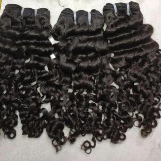 Burmese Curly 3 bundles