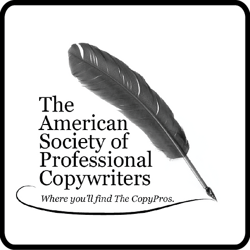 The American Society of Professional Copywriters Membership