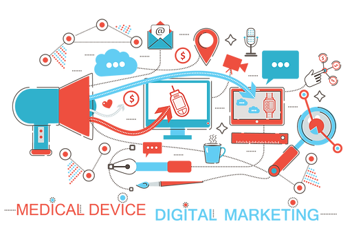 Digital Marketing for Medical Device