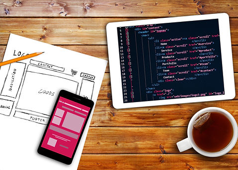 Website and Mobile Development