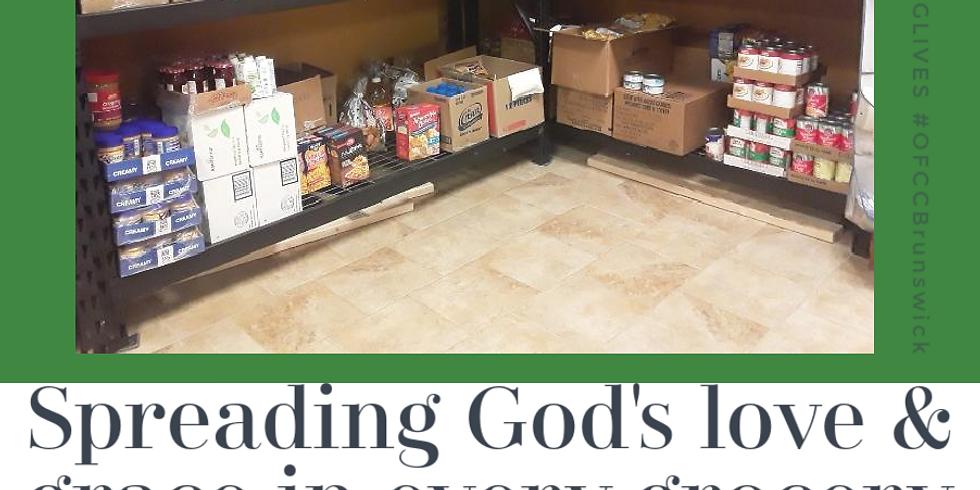 Food Pantry & Material Goods - Tuesdays and Thursdays