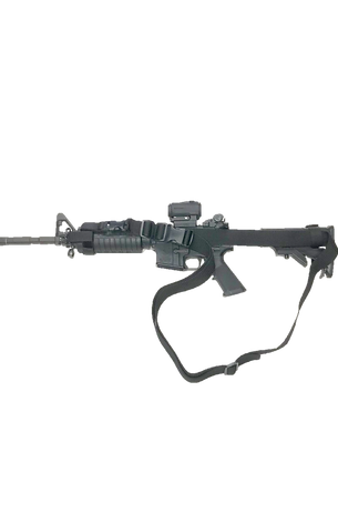 Slingmaster Tactical Three Point Sling - Collapsible Stock - AR / M4