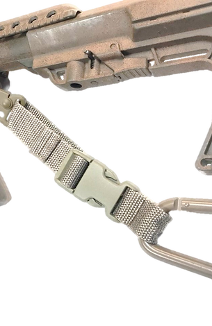 """Slingmaster Tactical """"Weapon Attachment System Personal""""  Multicam Blend"""