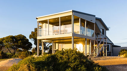 Newly renovated Southern Ocean Lookout has a fantastic balcony