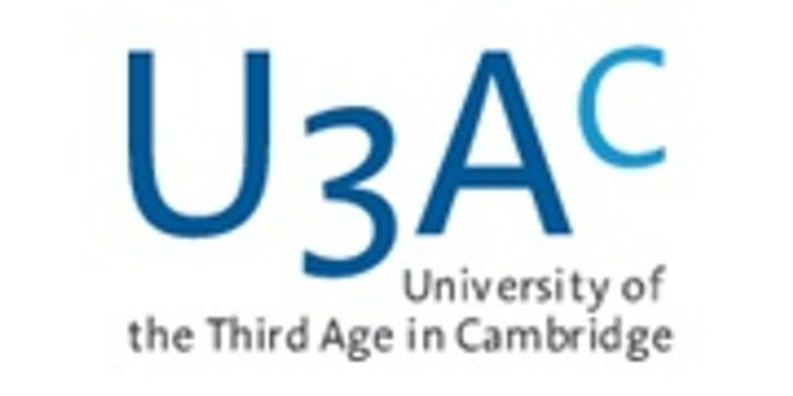 Online Talk for Cambridge U3A Music Club